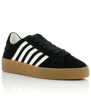Sneakers aus Wildleder Rapper's Delight DSQUARED2