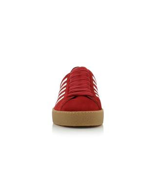 Sneakers aus Wildleder Rapper's Delight DSQUARED2