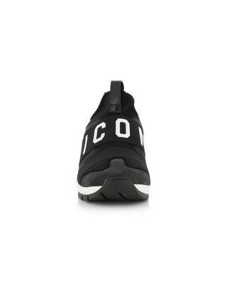 Baskets en néoprène et cuir Runner Icon DSQUARED2