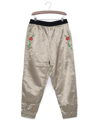 Pjfilo satin 3/4 trousers DIESEL
