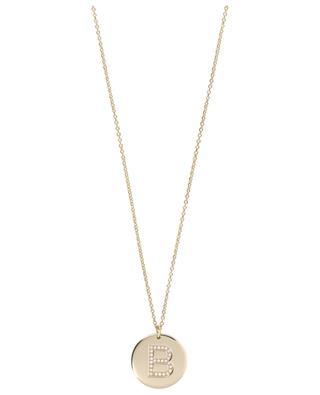 Initial B necklace AVINAS