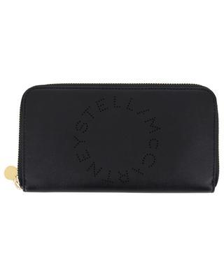Logo faux leather wallet STELLA MCCARTNEY
