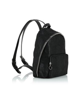 Falabella Small faux leather backpack STELLA MCCARTNEY