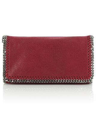 Pochette en daim synthétique Falabella STELLA MCCARTNEY