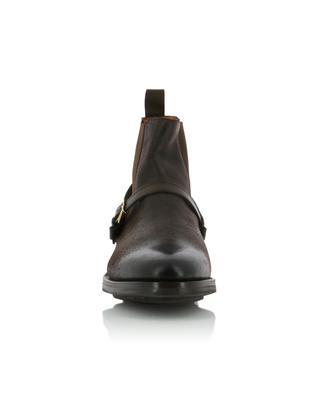Leather Chelsea boots SANTONI