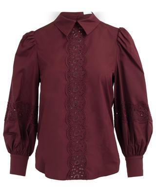 Bluse aus Baumwolle SEE BY CHLOE