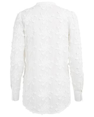 Blouse brodée en coton SEE BY CHLOE