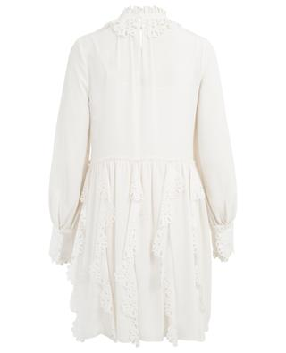 Crepe dress with cut-out SEE BY CHLOE