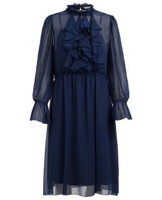 Long-sleeved midi-length dress SEE BY CHLOE