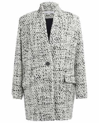 Mantel aus Tweed Golden IRO