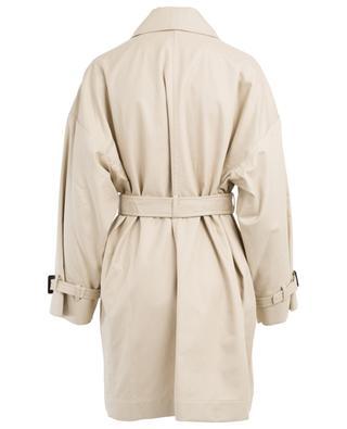 Harper cotton blend trench coat IRO