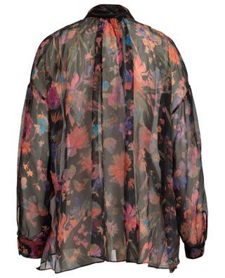 Bluse aus Seide mit Print Beatle IRO