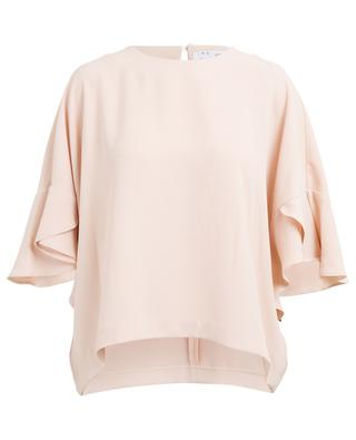 Ultra short-sleeved blouse IRO