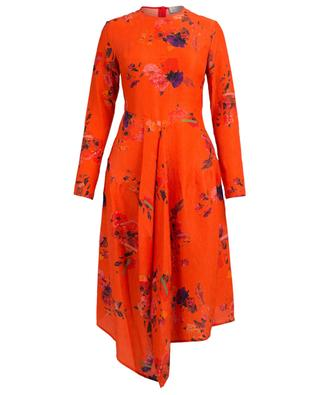 Marcello textured silk dress PREEN