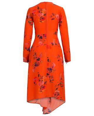 Kleid aus texturierter Seide Marcello PREEN