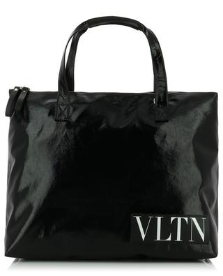 VLTN coated canvas tote bag VALENTINO