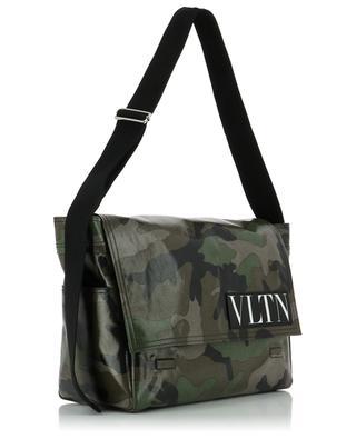 Umgängetasche aus Segeltuch VLTN Messenger VALENTINO