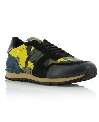Sneakers Camouflage Rockrunner VALENTINO