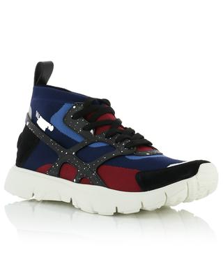 Camo print sock sneakers VALENTINO
