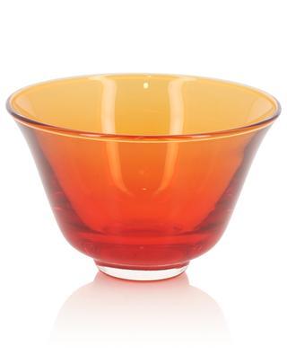 Rainbow glass tea cup MARIAGE FRERES