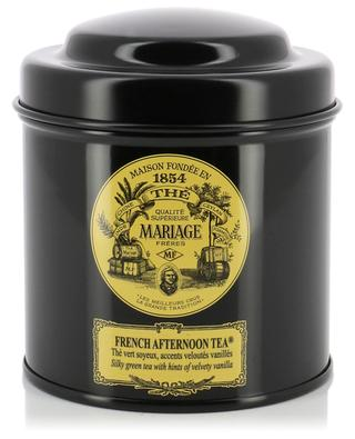 French Afternoon green tea MARIAGE FRERES