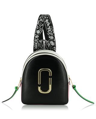 Petit sac à dos en cuir saffiano The Pack Shot MARC JACOBS
