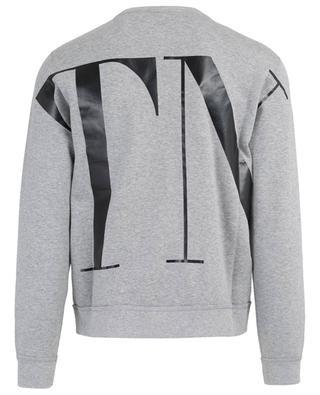 Sweat-shirt en coton mélangé VALENTINO