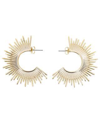 Célestia brass earrings LES CLEIAS