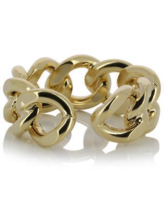 Lien open brass ring LES CLEIAS