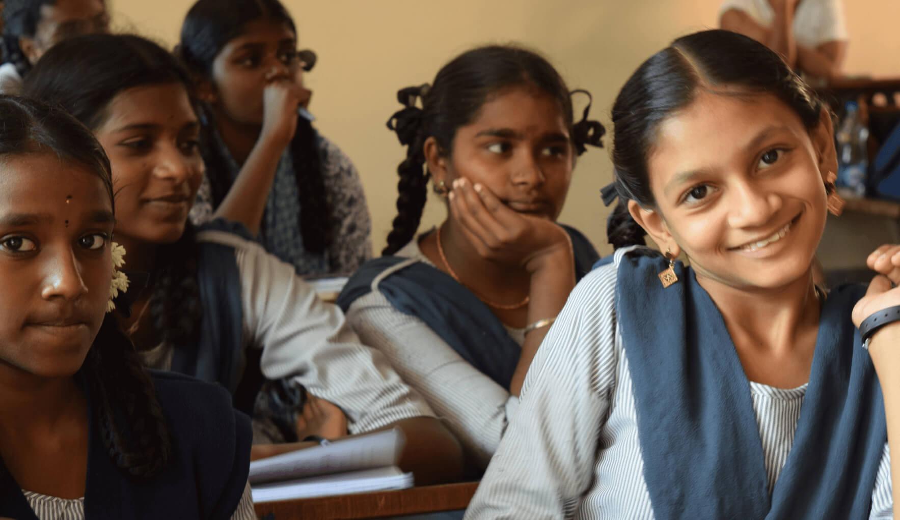Pink Maharani soutient les filles et les femmes à travers le monde