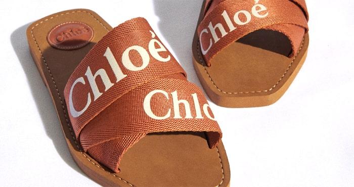 Sandales-Chloé