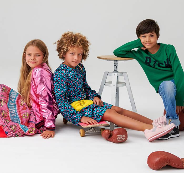Designer-Marken-Kinder