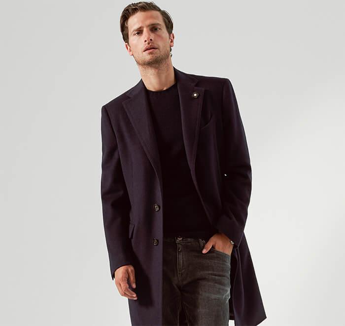 Men coats and jackets