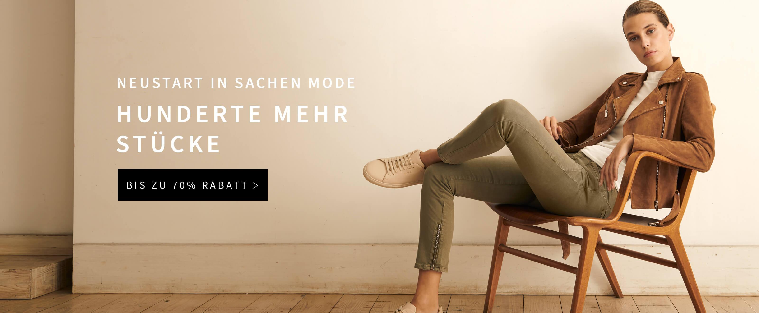 outlet: designermode damen & herren. bekleidung, mode und