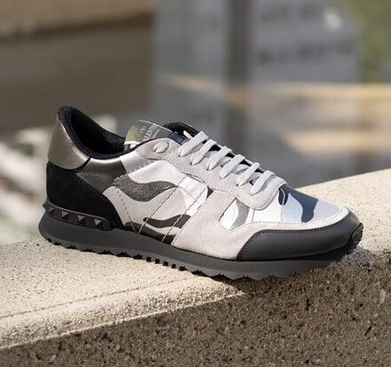 Schuhe auf die Sie gewartet haben