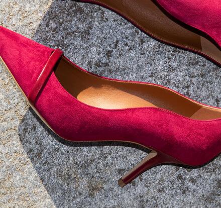 Dem Schuh verfallen
